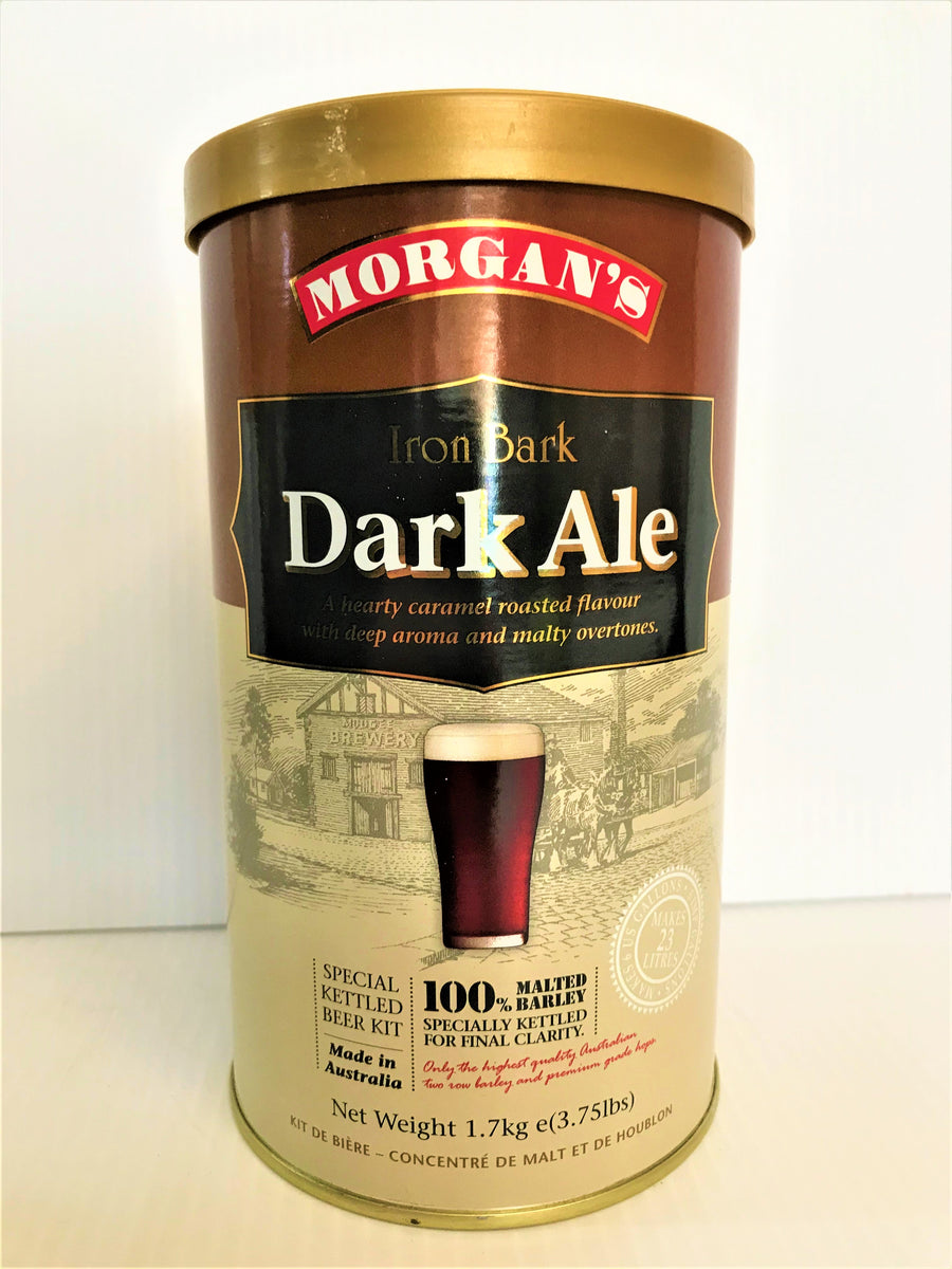 Morgans - Export Iron Bark Dark Ale 1.7kg