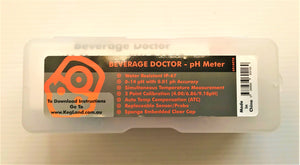 Beverage Doctor - Pen Style PH Meter