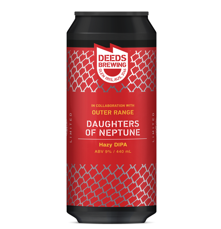 Deeds - Daughters Of Neptune - 440ml Can