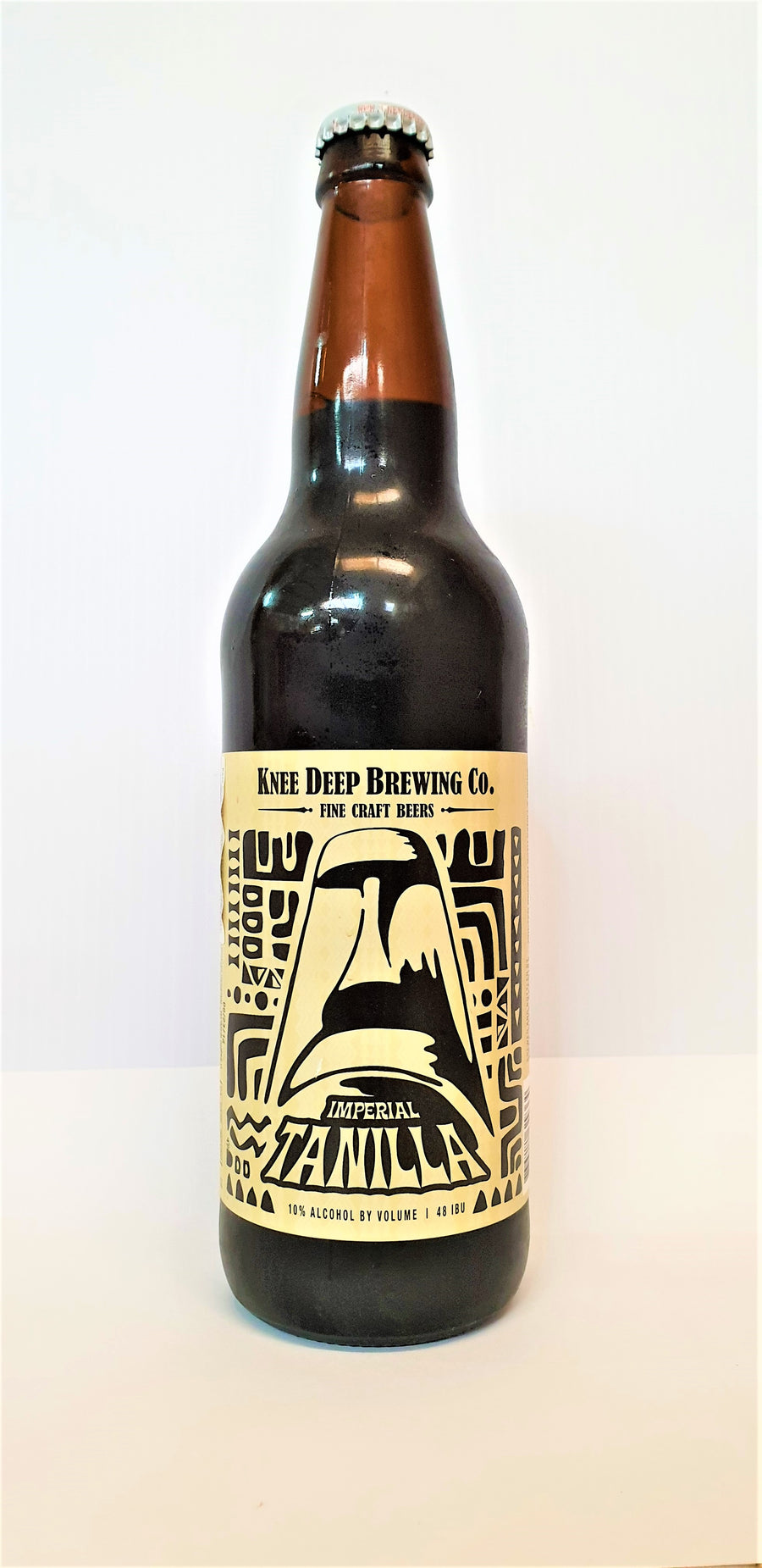 Knee Deep Brewing - Imperial Tanilla 750ml Bottle - Single