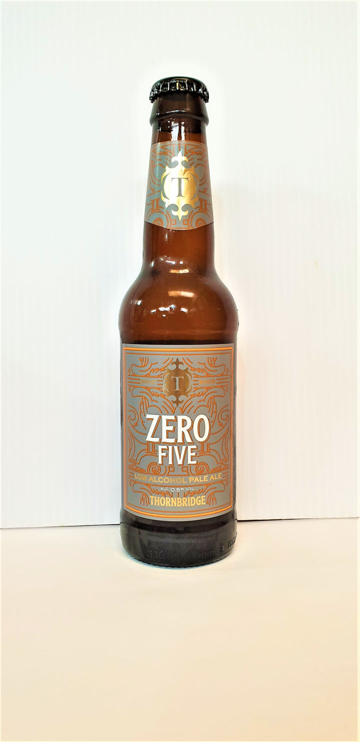 Thornbridge Brewery - Zero Five 330ml Bottle - Single
