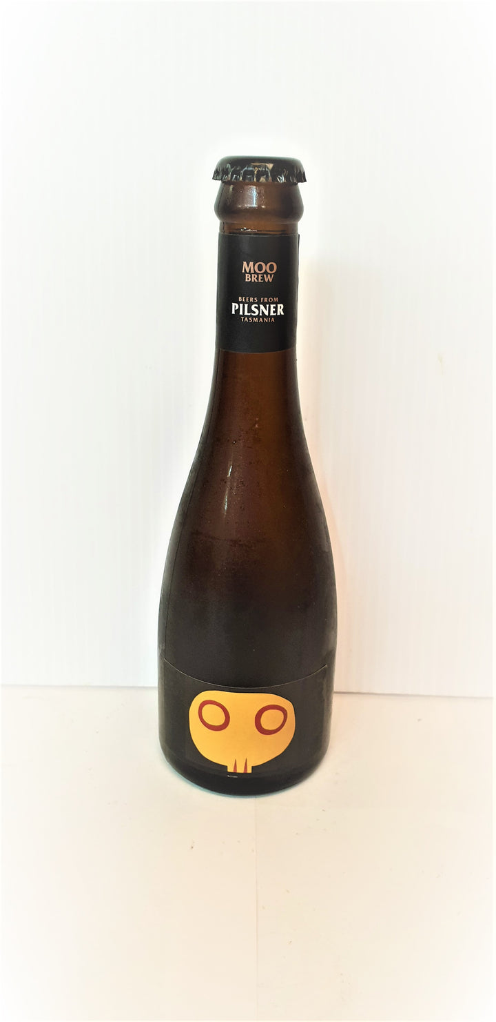 Moo Brew - Pilsner 375ml Bottle - Single