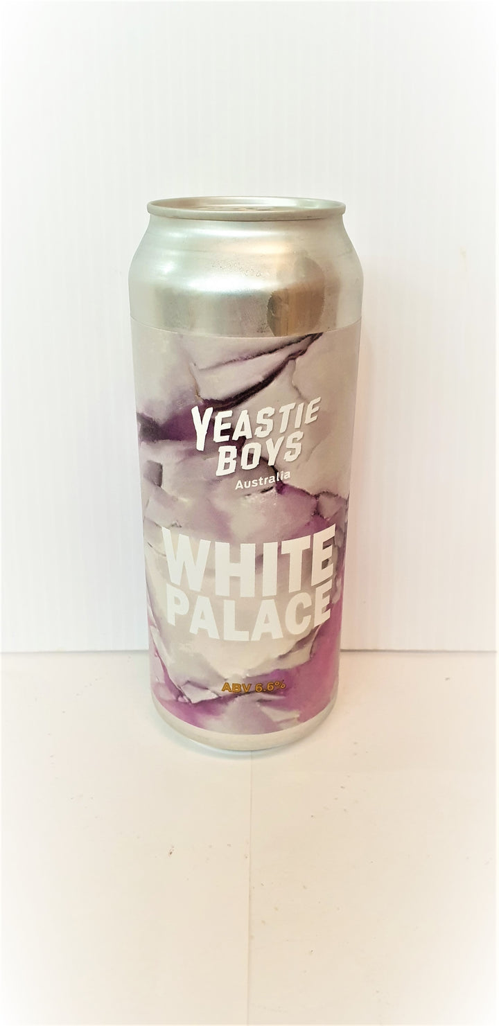 Yeastie Boys (Australia) - White Palace 500ml Can - Single