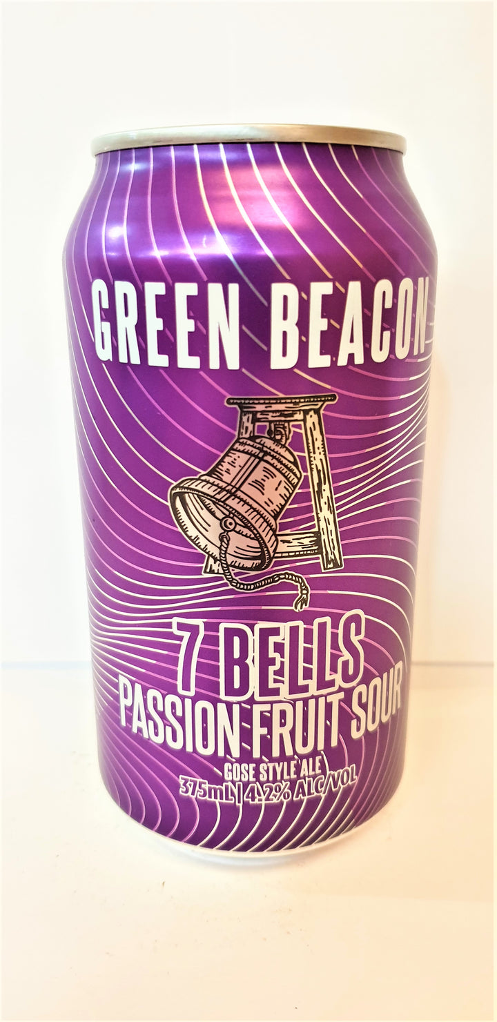 Green Beacon - 7 Bells  - 375ml Can - Single