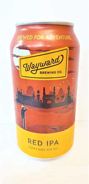 Wayward Brewing Co - Red IPA - 375ml Can - Single