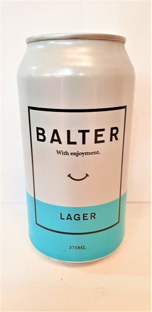 Balter - Lager - 375ml Can - Single