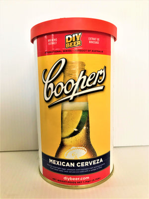 Coopers - Home Brew Mexican Cerveza - 1.7kg
