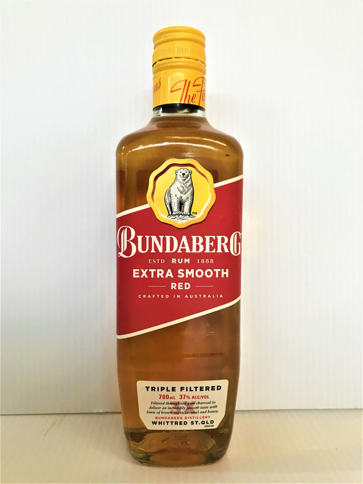 Bundaberg - Extra Smooth Red Rum 700ml