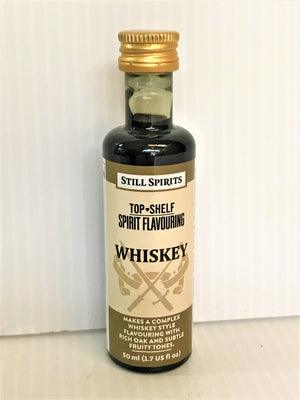 Still Spirits Top Shelf - Whiskey