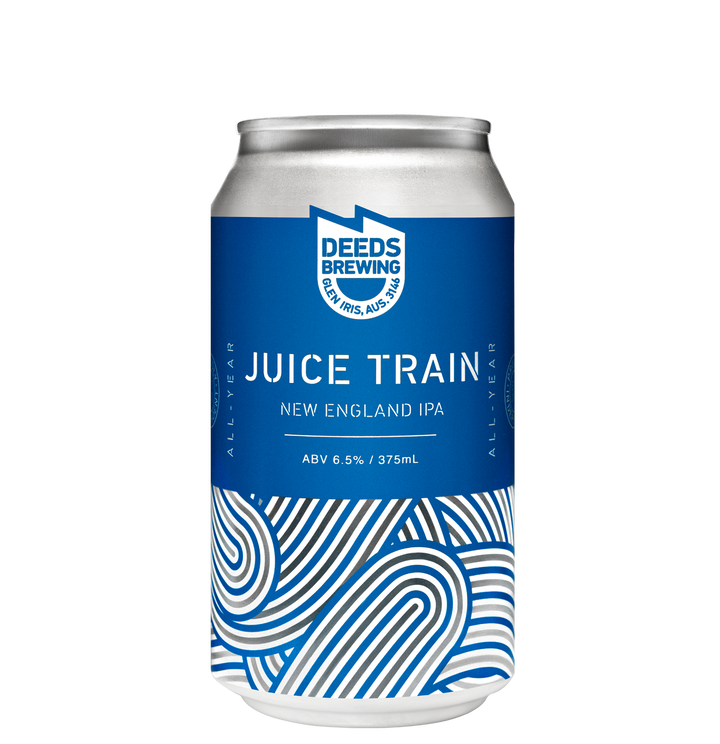 Deeds Juice Train 375ml Can
