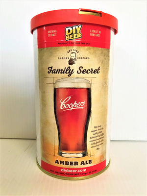 Thomas Cooper's - Family Secret Amber Ale 1.7kg