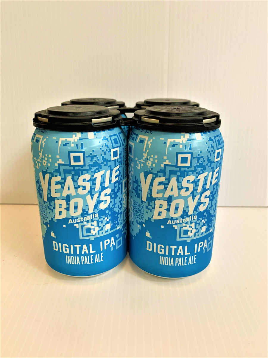 Yeastie Boys - Digital IPA 330ml Can - 4 Pack