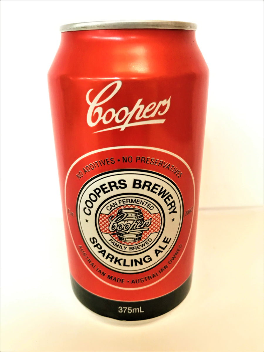 Coopers - Sparkling Ale 375ml Can - Single