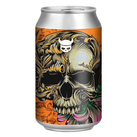 Valhalla - Golden Ale 24x375ml Can