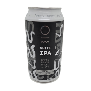 Ocean Reach Brewing - White IPA 375ml Can - Single