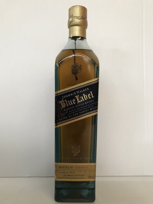 Johnnie Walker - Blue Label Scotch Whisky 700mL