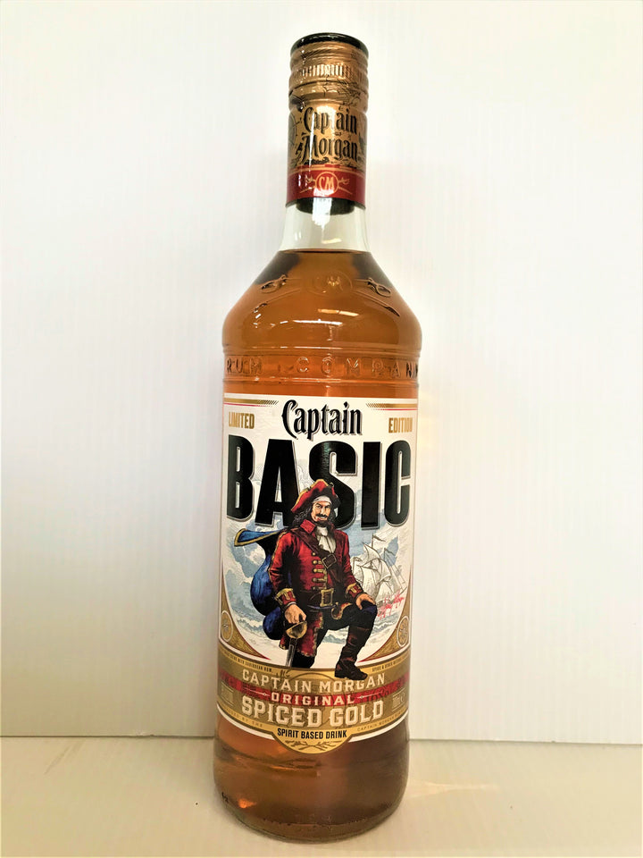 Captain Morgan - Original Spiced Gold 700mL
