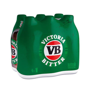 VB - 375ml Stubbies - 6 Pack