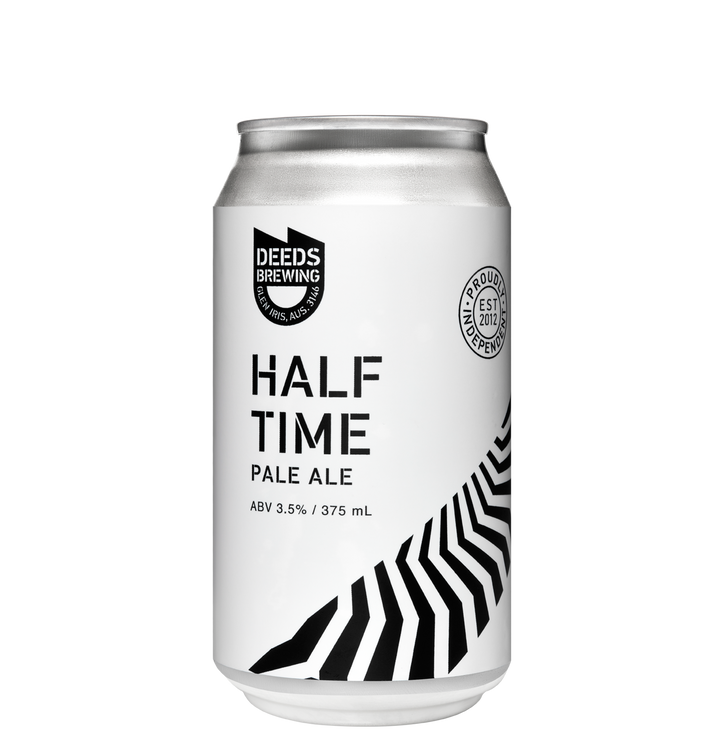 Deeds - Half Time Lil' Pale - 375ml Can