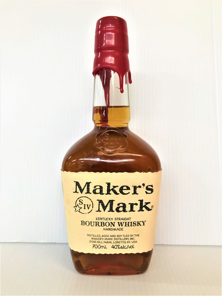 Maker's Mark - Kentucky Straight Bourbon Whisky 700ml