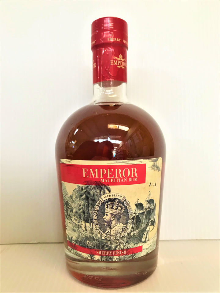 Emperor - Rum Sherry Cask Finish Dark 40%