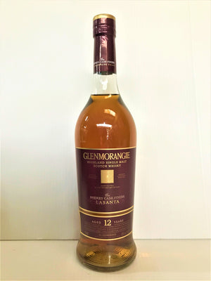Glenmorangie - The Lasanta Single Malt Scotch Whisky 700mL