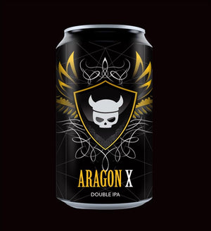 Valhalla - Aragon X DIPA 375ml Can