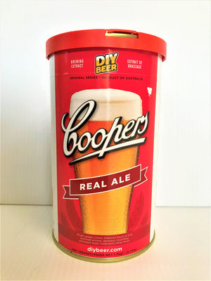 Coopers - DIY Beer Real Ale 1.7kg