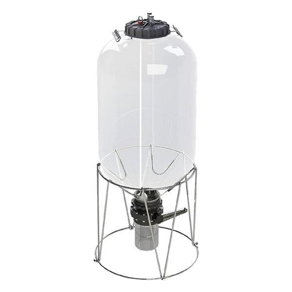 Fermzilla - 55L - Conical Uni Tank Fermenter - Now With Stainless Handle