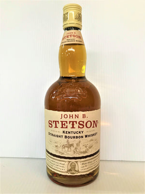 John B Stetson - Kentucky Straight Bourbon Whiskey 700mL