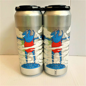 Lervig - Fully Evolved 500ml Can - 4 Pack