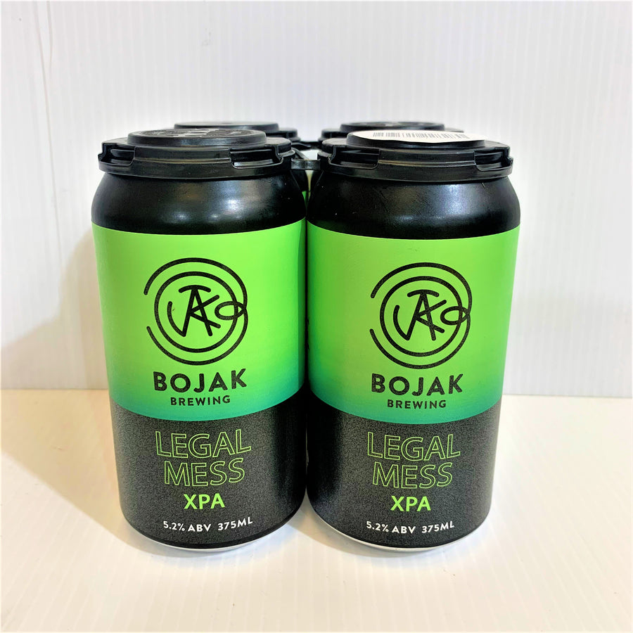 Bojak - XPA 375ml Can - 4 Pack
