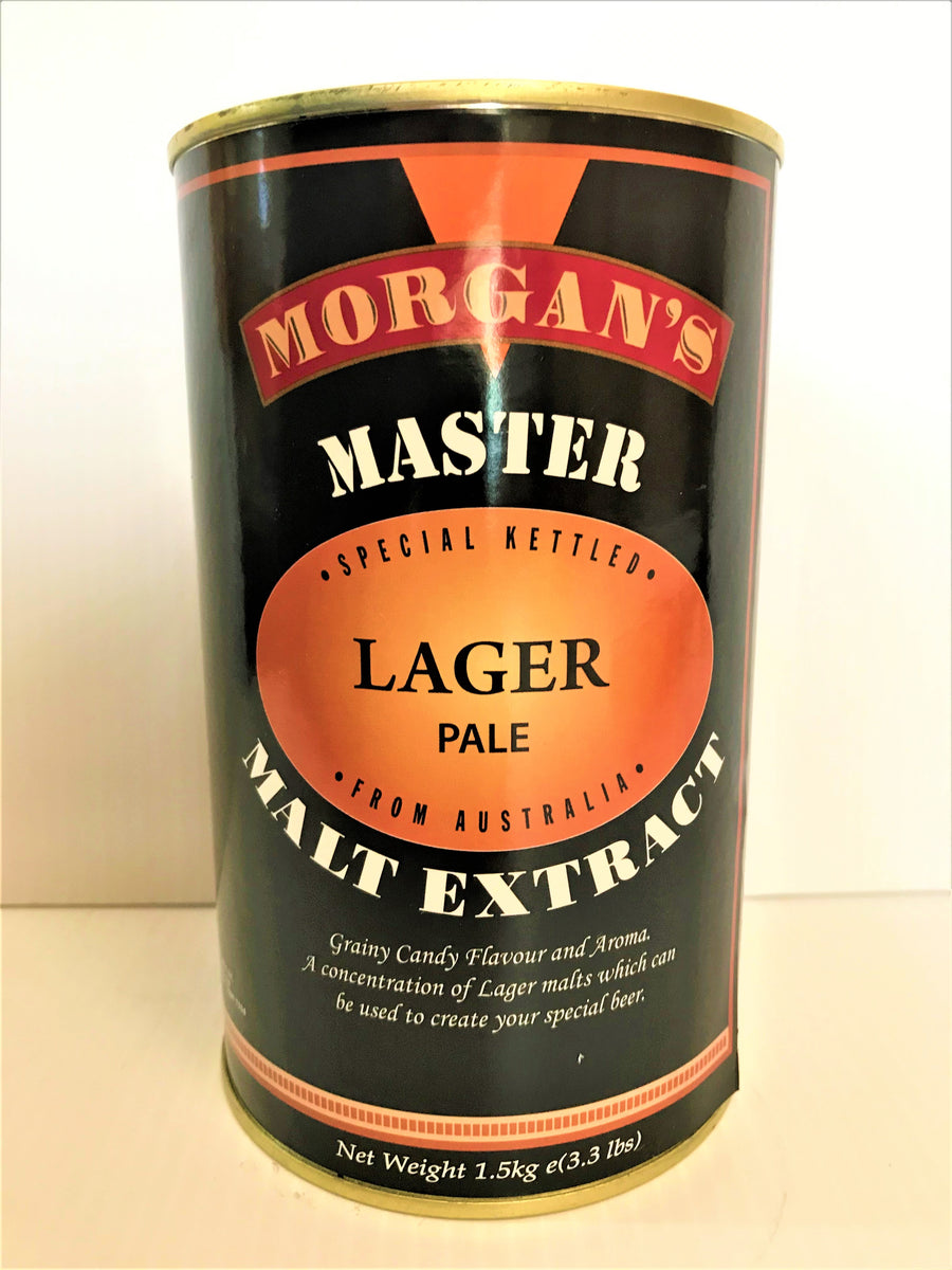 Morgan's - Master Malt Larger Pale - 1.5kg