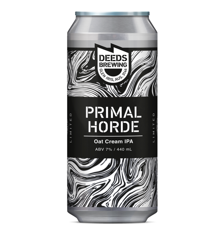 Deeds - Primal Horde - 440ml Can