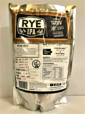 Mangrove Jack's - Craft Series Rye IPA