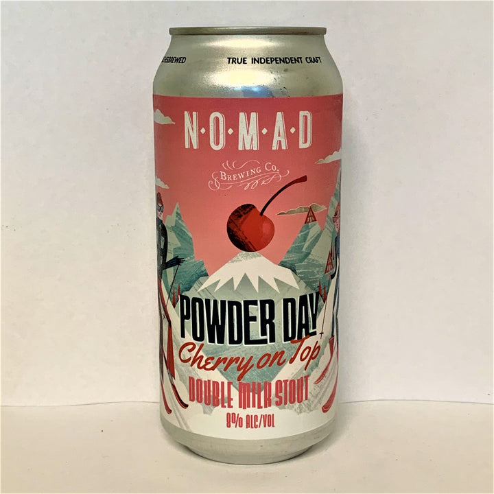 Nomad Brewing Co - Powder Day Cherry On Top - 440ml Can