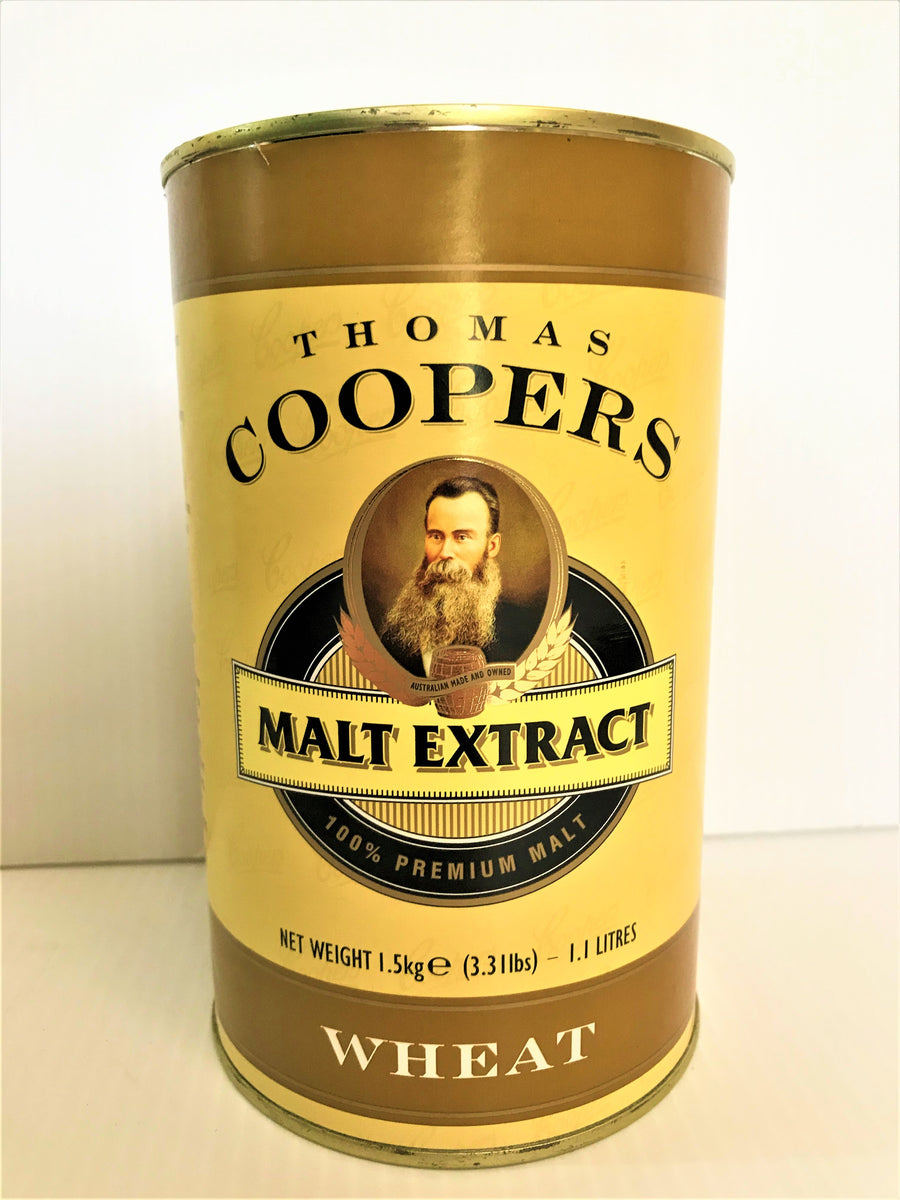 Thomas Coopers - Wheat Malt Extract - 1.5kg