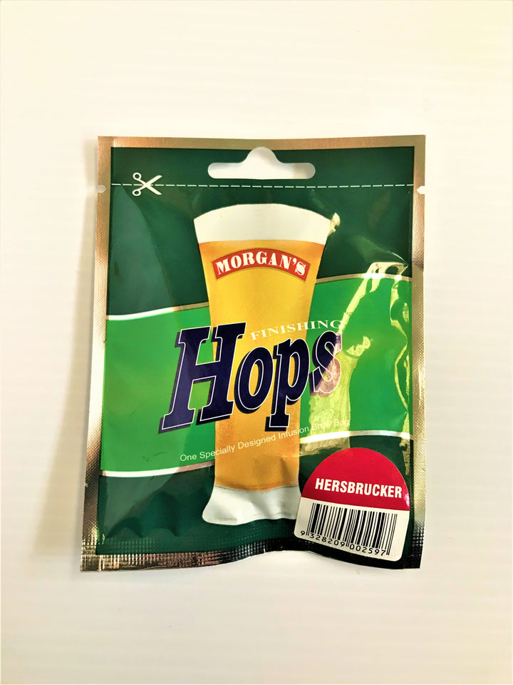 Morgan's Finishing Hops - Hersbrucker