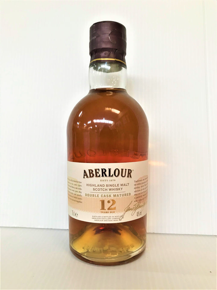Aberlour - 12 Year Old Double Cask Scotch Whisky 750 ml