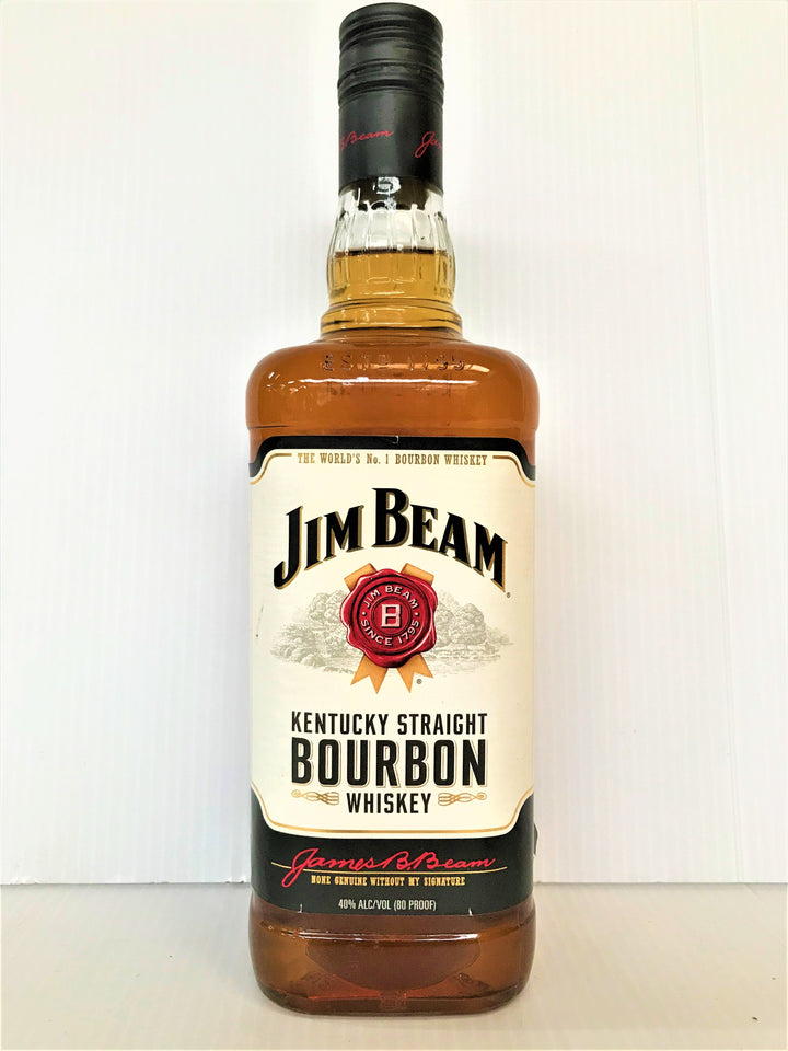 Jim Beam - White Label Bourbon 1L
