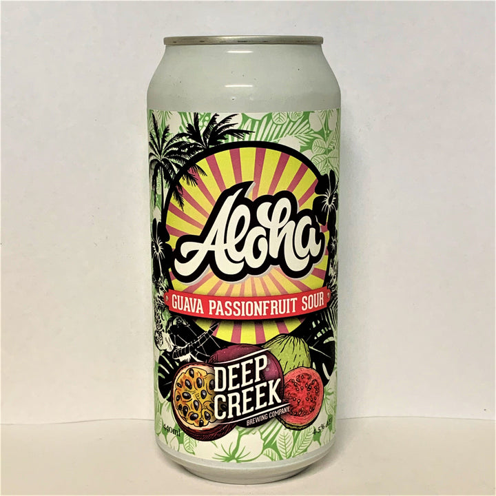 Deep Creek - Tiki Aloha - 440ml Can