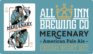 All Inn Brewing - Mercenary APA - Fresh Wort Kit