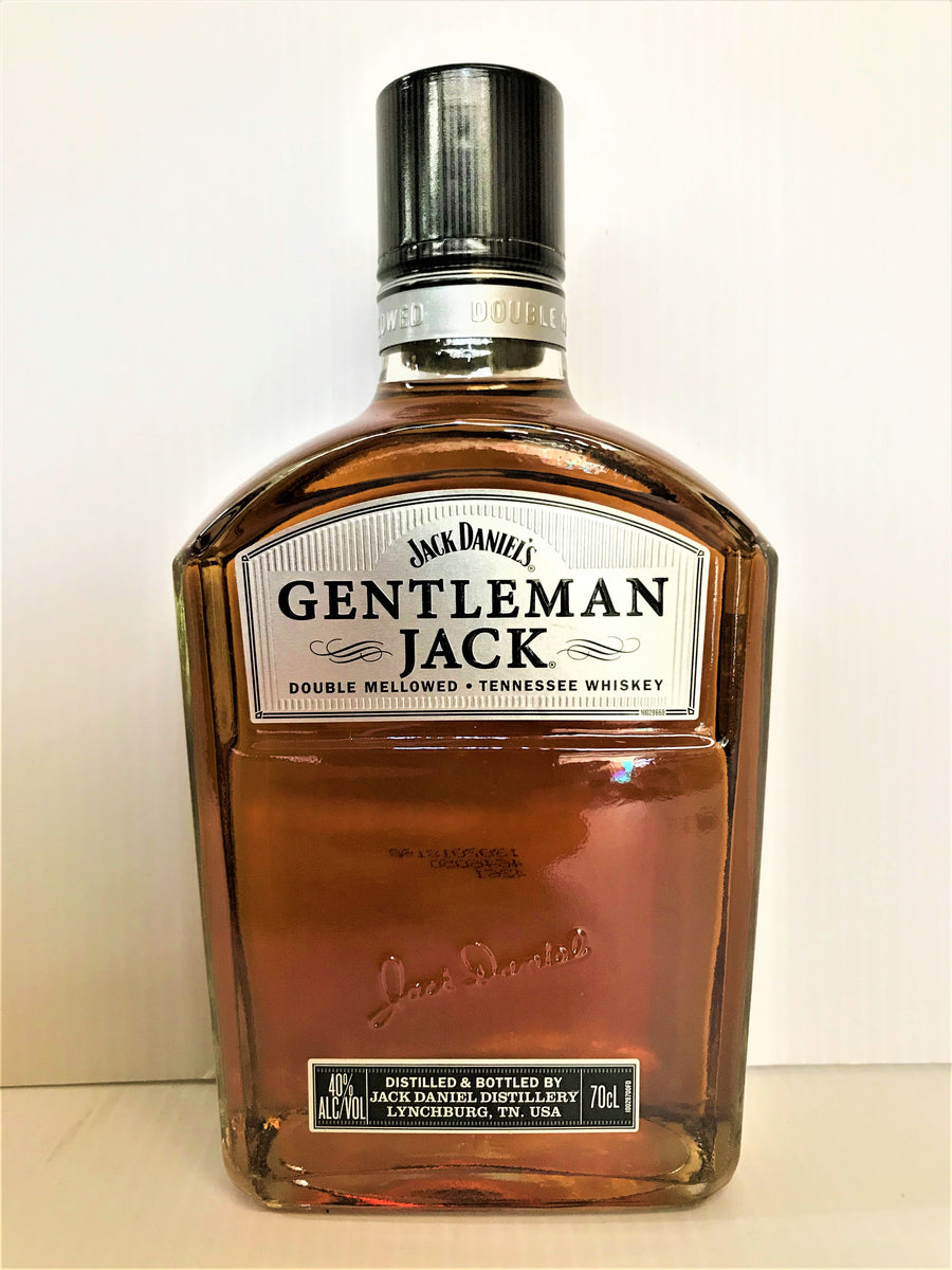Gentleman Jack - Tennessee Whiskey 700ml