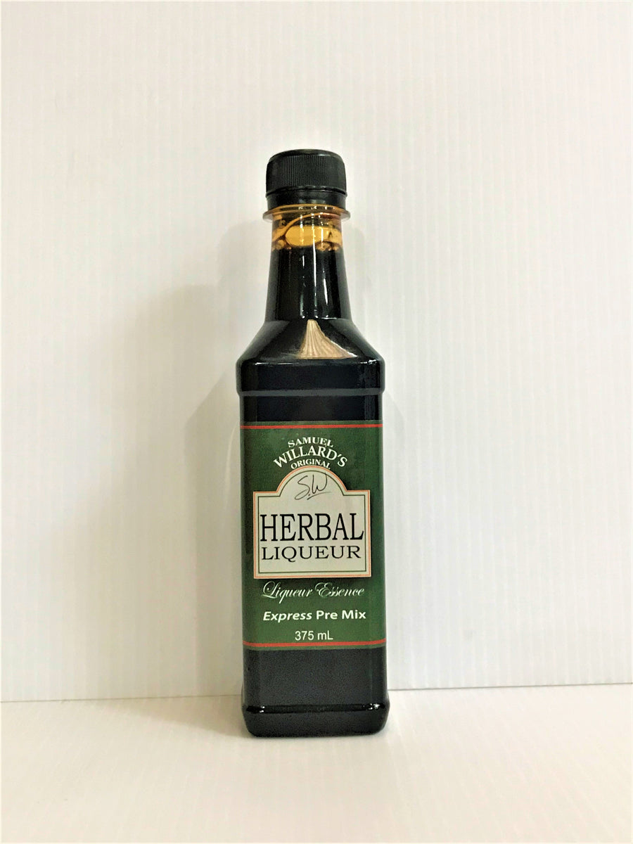 Samuel Willard's Express Premix -  Herbal Liqueur