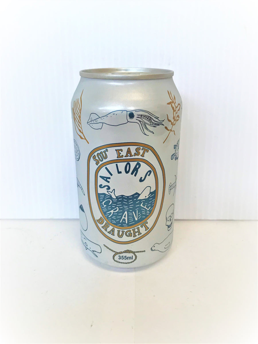 Sailors Grave - Sou' East Draught 355ml Can - Single