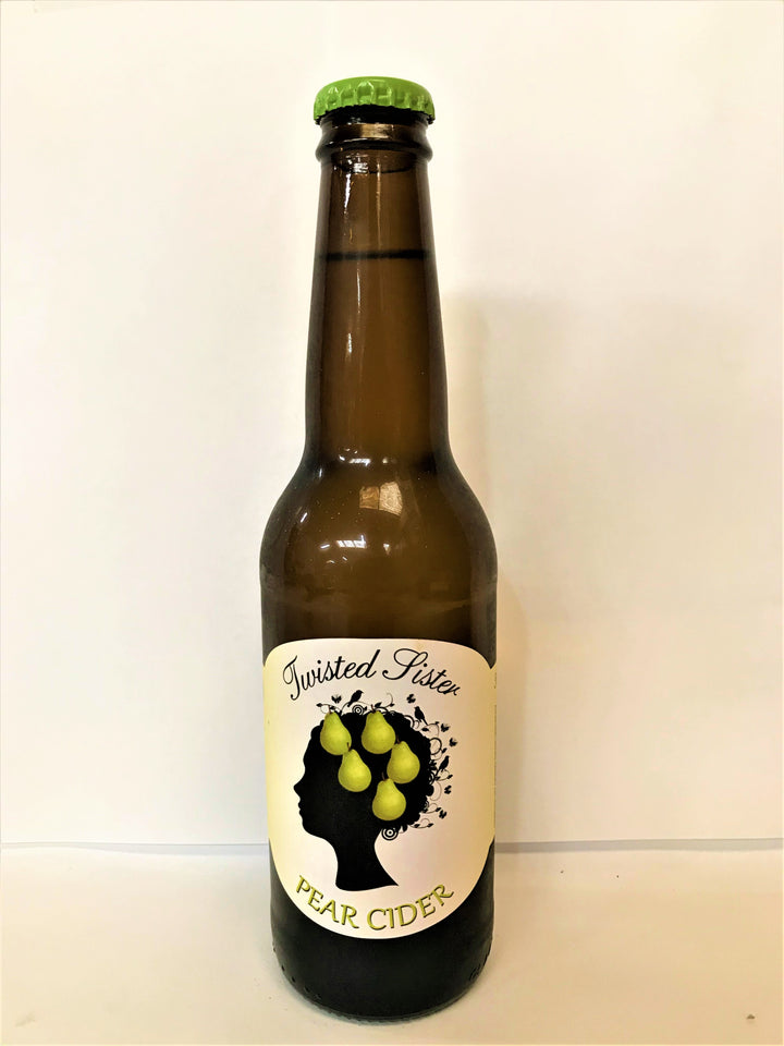 Twisted Sister - Pear Cider 330ml - Single