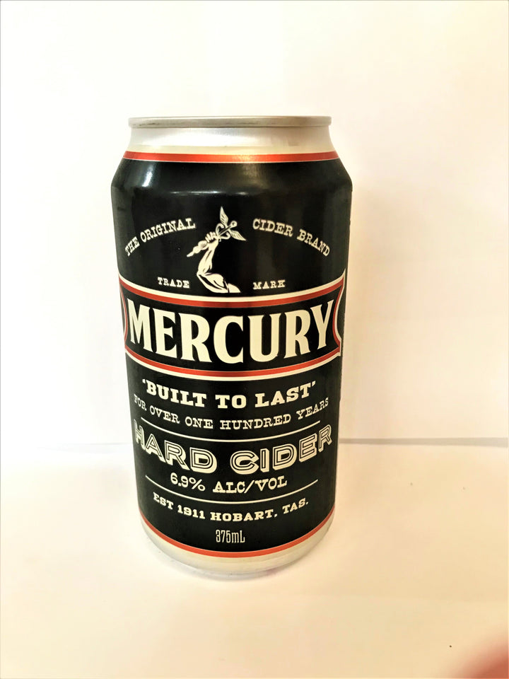 Mercury - Hard Cider 375ml Can - Single