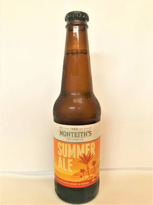 Monteith's - Summer Ale 330ml Bottle - Single