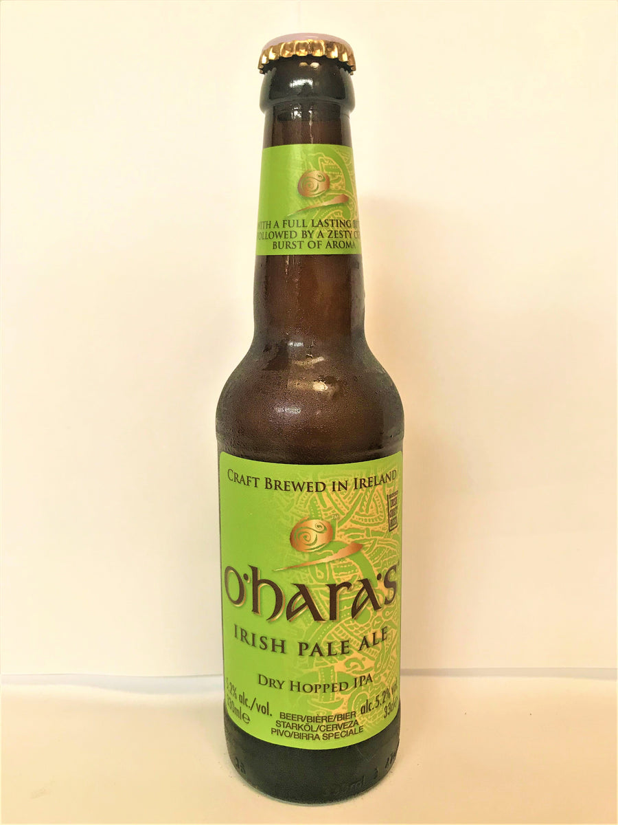 O'haras - Irish Pale Ale 330ml Stubbie - Single