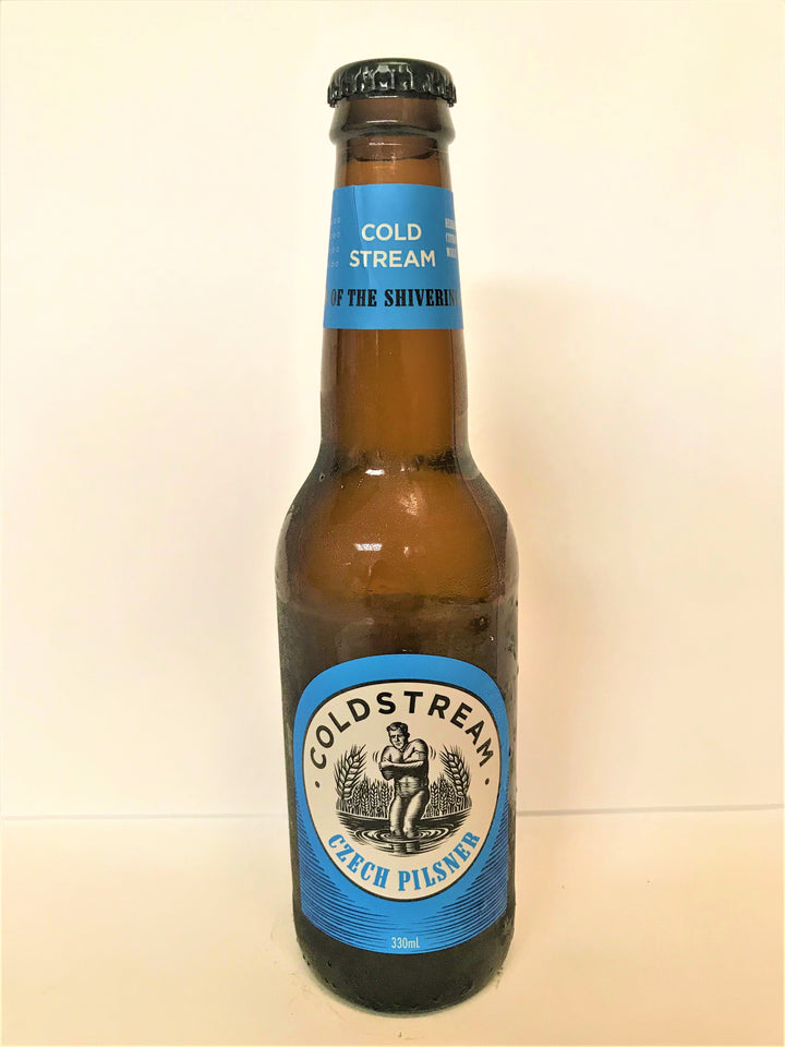 Coldstream - Czech Pilsner 330ml Stubbie - Single